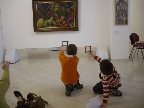 """""""In famiglia al museo Cascella!"""" – 5^ edizione – 2 e 9 marzo 2008"""