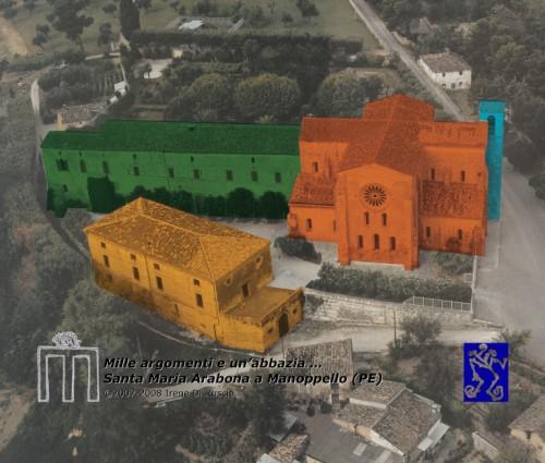 Mille argomenti e un'abbazia … Santa Maria Arabona a Manoppello